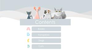 Petshop Contents