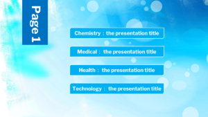 Chemistry Title