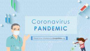 Coronavirus Pandemic Powerpoint Template