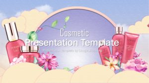 Cosmetic Presentation Template