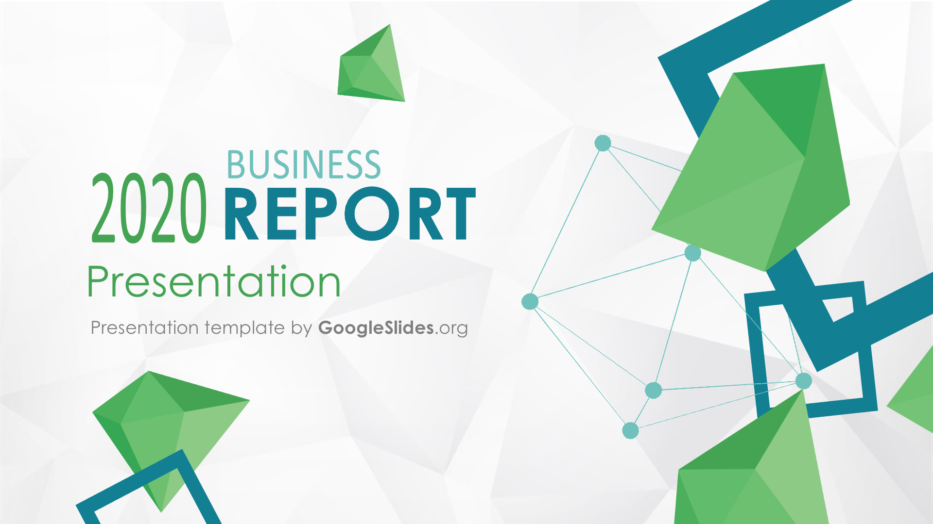 Business Report Presentation
