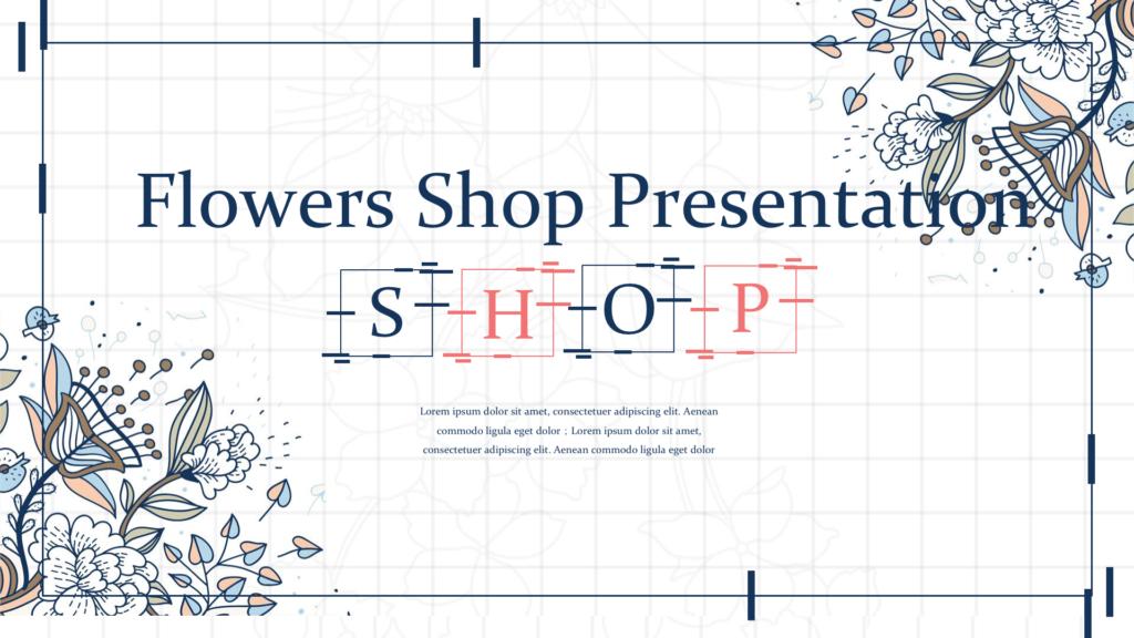 Flowers Shop Presentation