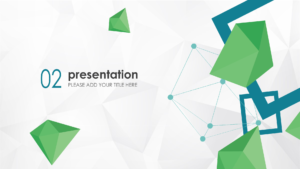 Cube Presentation Template