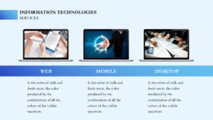 Information Web Technology