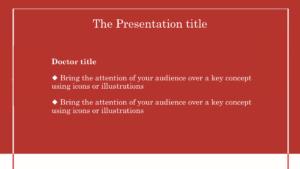 Free Hospital Presentation
