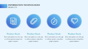 Slide technology background