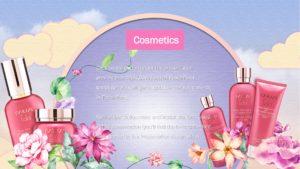 Cosmetics Powerpoint Slides