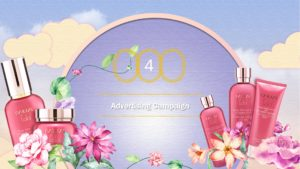 Cosmetics Advertising Campaign