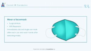 Surgical Mask Template