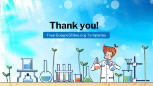 Labs Chemistry Thanks