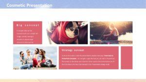 Cosmetic Presentation Slides