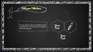 Blackboard Presentation