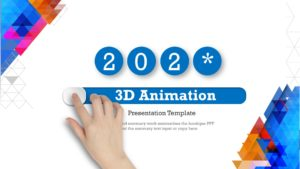3D Animation Powerpoint Template