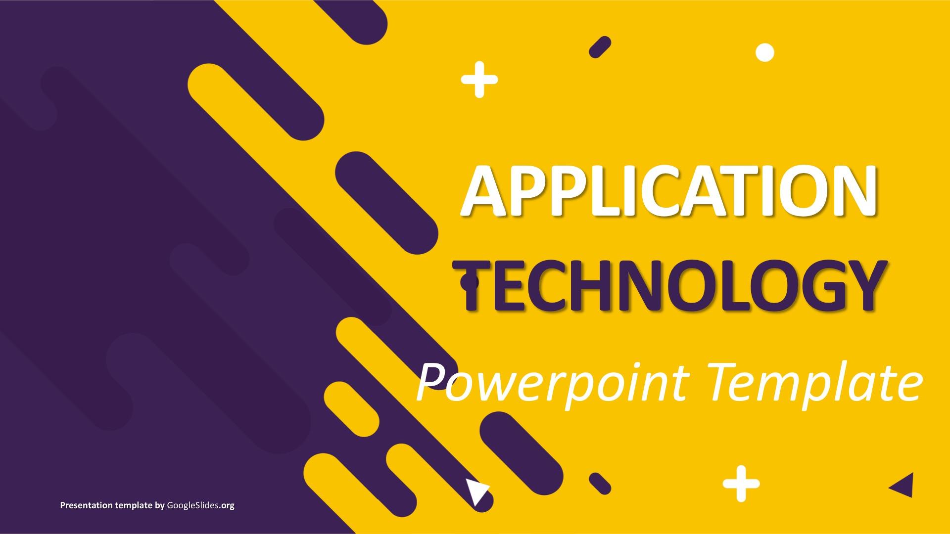 Application Technology Presentation