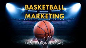 Basketball Sport Presentation Template