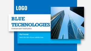 Blue Technologies Presentation