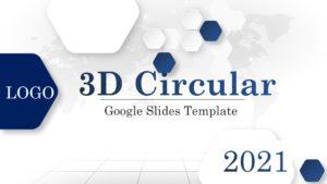 Circular 3D Presentation
