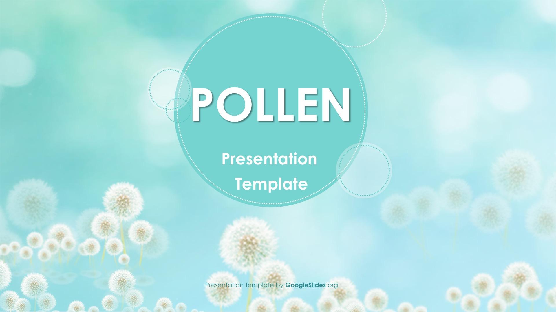 Pollen Presentation