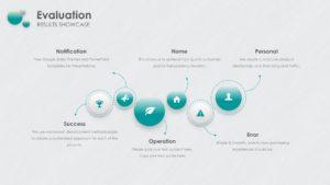 Icon Set 3D Bubbles