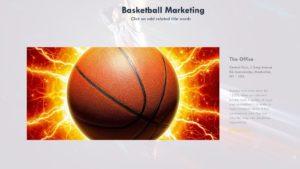 Basketball Sport PPT