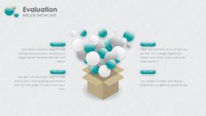 Box 3D Bubbles