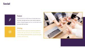 Application Presentation Background