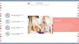 Social Media Twitter Slides
