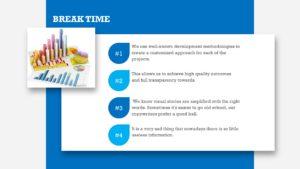 Blue Technologies Background