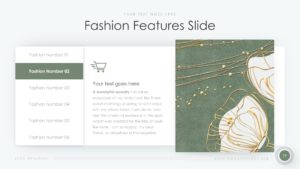 Fashion Slide Template