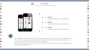 Social Media Mobiles
