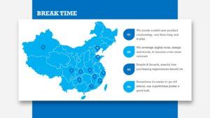 Blue Technologies Maps