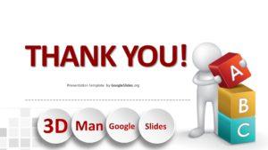 Thank you 3D Man