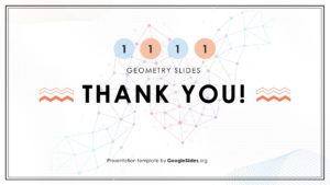 Geometry Thank you