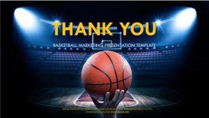 Basketball Thank you