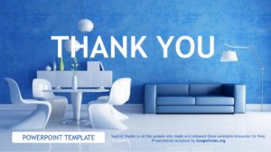 Blue Decoration