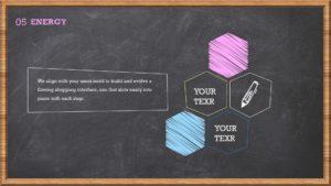 Black Pencil Presentation