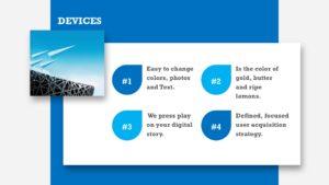 Blue Technologies PPT Backgrounds