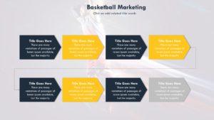 Basketball Sport Slides