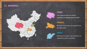 Black Pencil Map