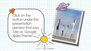 Summer Time Google Slides