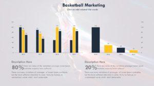 Basketball Sport Chart