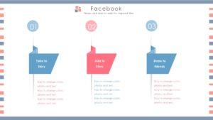 Facebook Social Media Template