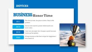 Blue Technologies Slides