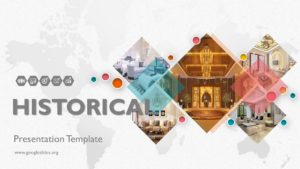 Historical Powerpoint Template Abstract Google Slides