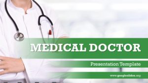 Medical Doctor PPT Template