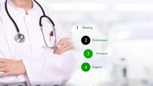 Medical Doctor Slide template
