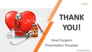 Heart Surgeon Google Slides