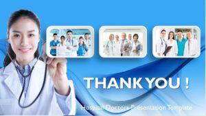 Hospital Doctors PPT Background