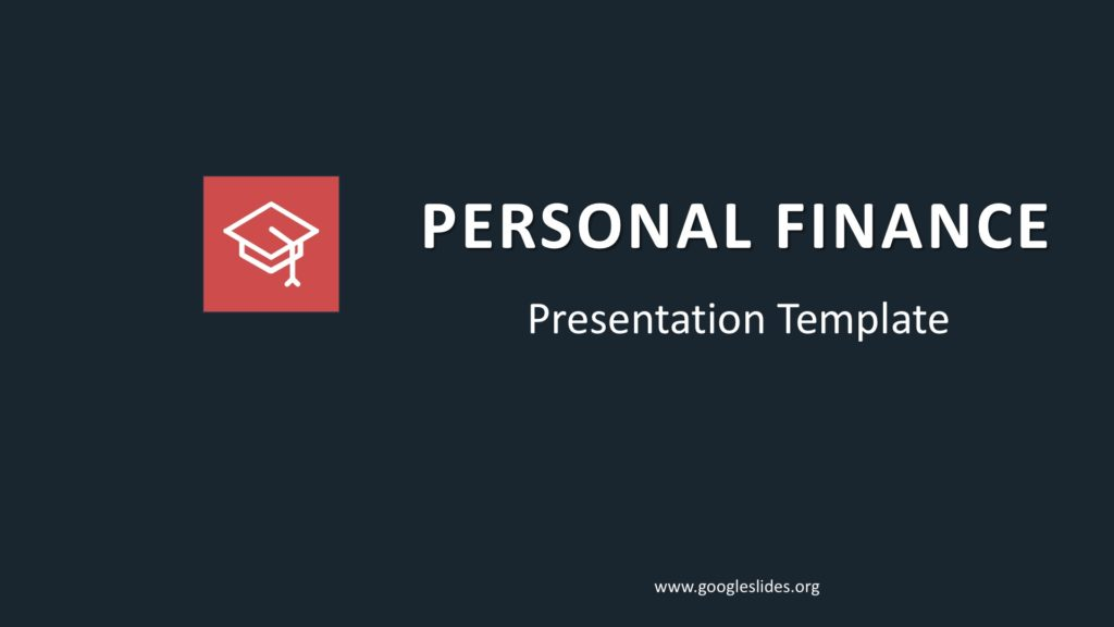 Personal Finance Template